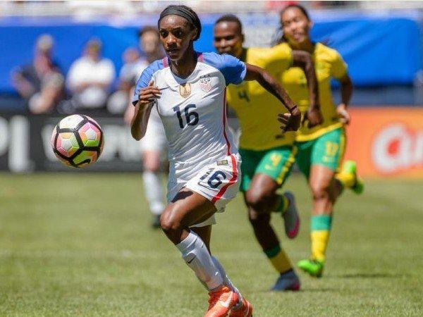 Tim Sepakbola Wanita Amerika Menang Melawan Costa Rica Liga Olahraga