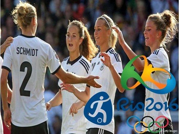 Berita Sepak Bola Wanita Olimpiade  Rio Jenairobrazil Liga