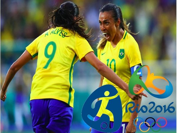 Hasil Sepak Bola Wanita Olimpiade  Rio Jenairobrazil Liga