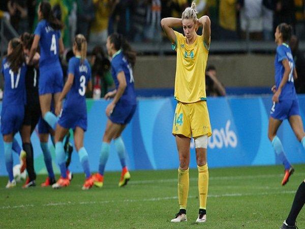 Brazil Kalahkan Matildas Di Adu Penalti Sepak Bola Wanita Liga