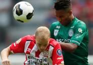 Berita Liga Belanda: PSV Ditahan Imbang 10 Pemain FC Groningen