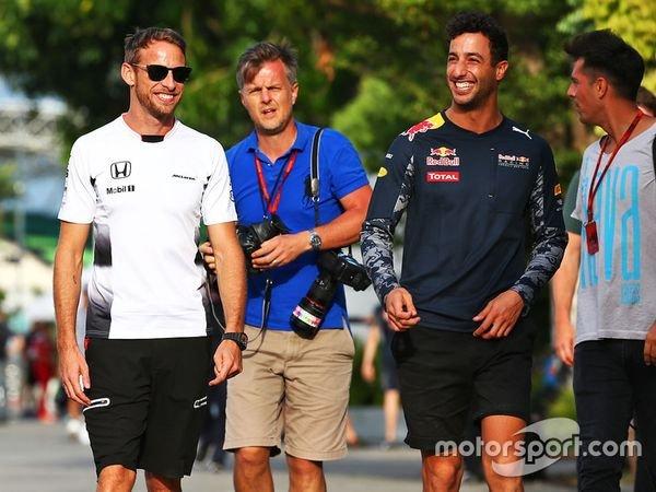 Berita F1: Daniel Ricciardo Berniat Hadang Duo Ferrari Saat Grand Prix Malaysia