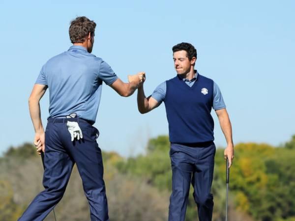 Berita Golf: Tim Eropa Bangkit Mengejar Amerika Serikat