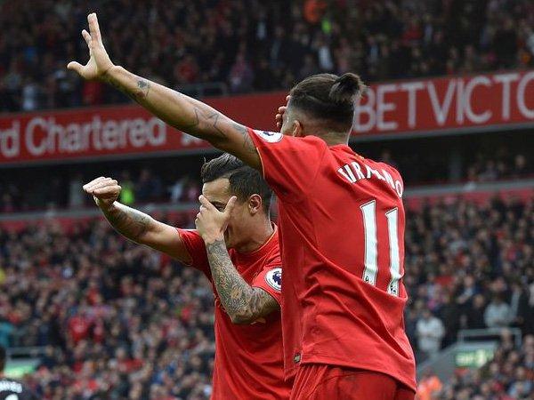 Berita Liga Inggris: Philippe Coutinho Ceritakan Kedekatannya Dengan Roberto Firmino