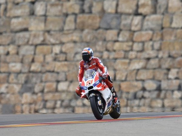 Berita MotoGP: Curhat Pirro Tentang Akhir Pekannya yang Rumit