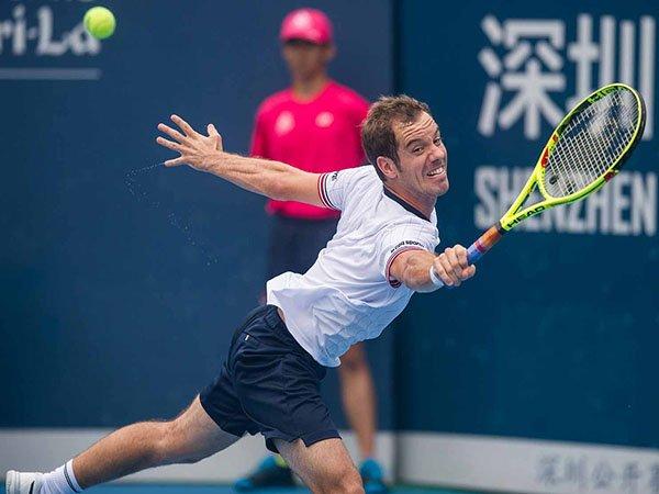 Berita Tenis: Tundukkan Mischa Zverev, Richard Gasquet ke Semifinal Shenzhen Open