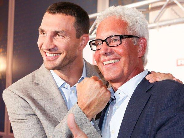 Berita Tinju: Manajer Wladimir Klitschko Sebut Tyson Fury Tidak Pantas Menjadi Juara