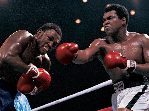 Ragam Tinju: Mengenang Pertarungan Sengit Muhammad Ali dan Joe Frazier