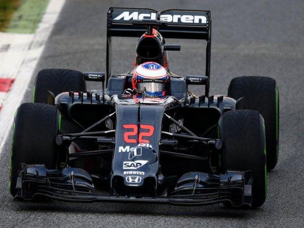 Berita F1: Button Percaya Bahwa Mclaren Dapat Bertarung Lawan Force India Dan Williams
