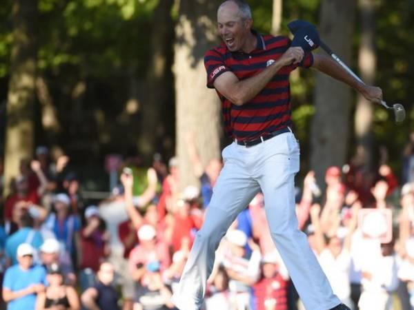 Berita Golf: Sesi Fourball Hari Kedua Ryder Cup Jadi Milik Amerika Serikat