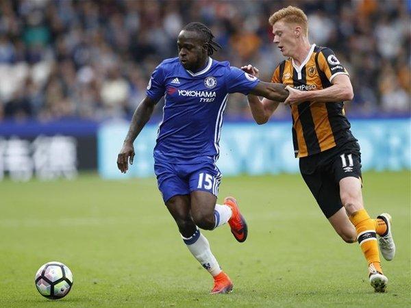 Berita Liga Inggris: Victor Moses Ingin Tampil Lebih Sering di Chelsea