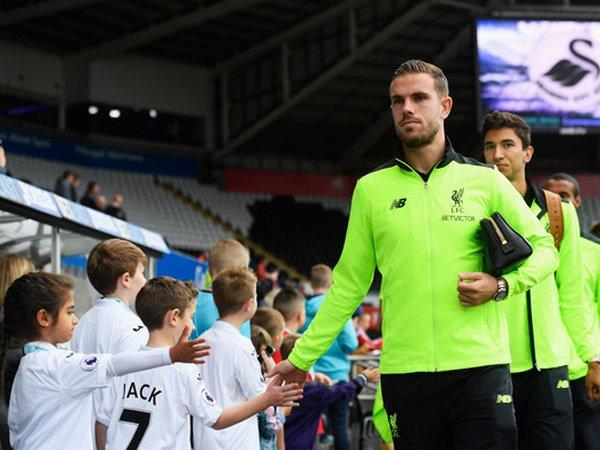 Berita Liga Inggris: Sempat Tertinggal, Jordan Henderson Puji Reaksi Liverpool Kejar Kemenangan