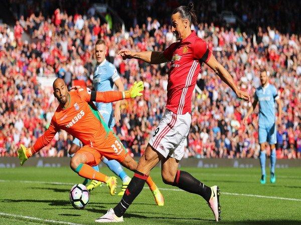 Berita Liga Inggris: United Diimbangi Stoke City 1-1 di Old Trafford