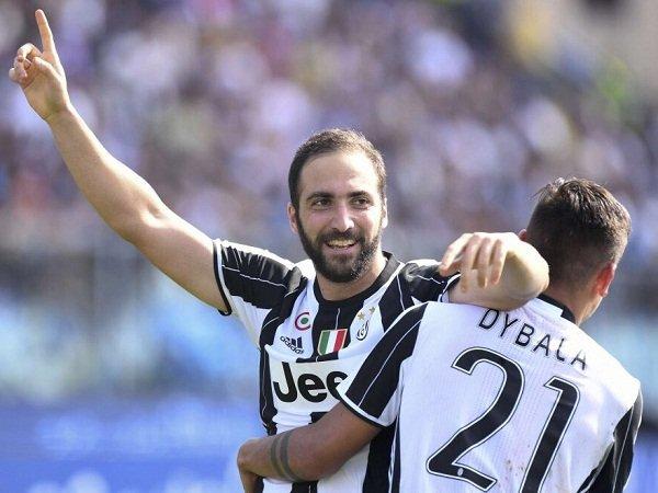 Berita Liga Italia: Duet Dybala & Higuain Gemilang, Juventus Kalahkan Empoli 3-0