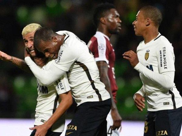 Berita Liga Prancis: Hancurkan Metz 7-0, Monaco Puncaki Klasemen Ligue 1