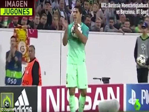 Berita Liga Spanyol: Luis Suarez Kembali Berulah, Ia Memaki Hakim Garis