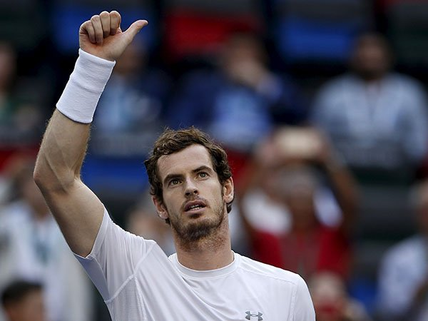 Berita Tenis: Andy Murray Incar Kemenangan di China Open