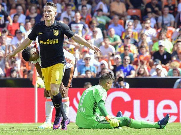 Berita Liga Spanyol: Menurut Kevin Gameiro, Atletico Madrid Sudah Lakukan Segalanya untuk Kalahkan Valencia