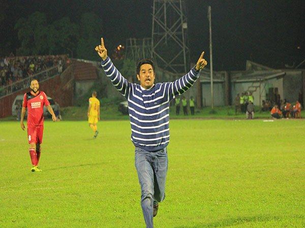 Hasil TSC 2016: Taklukkan Bali United, Semen Padang Jaga Keangkeran Agus Salim