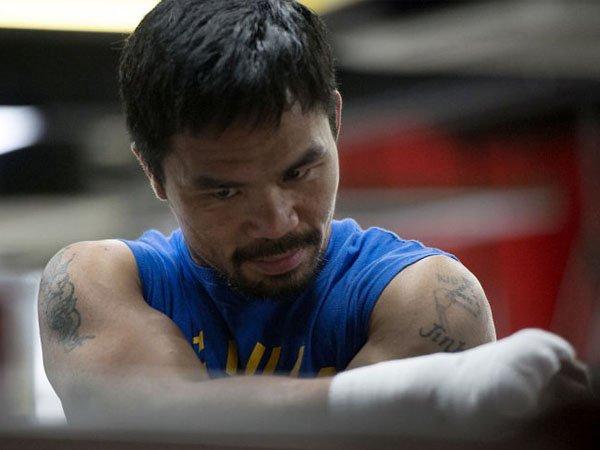 Berita Tinju: Lelah Bertugas Sebagai Senator, Manny Pacquiao Tak Konsisten Saat Latihan