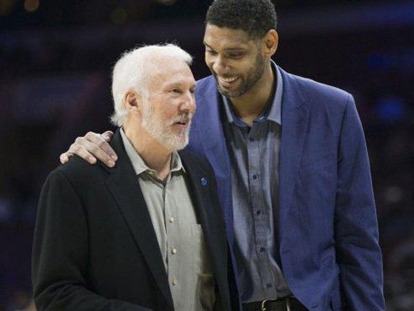 Berita Basket: Gregg Popovich Percaya Jika Tim Duncan Akan Tetap Membantunya
