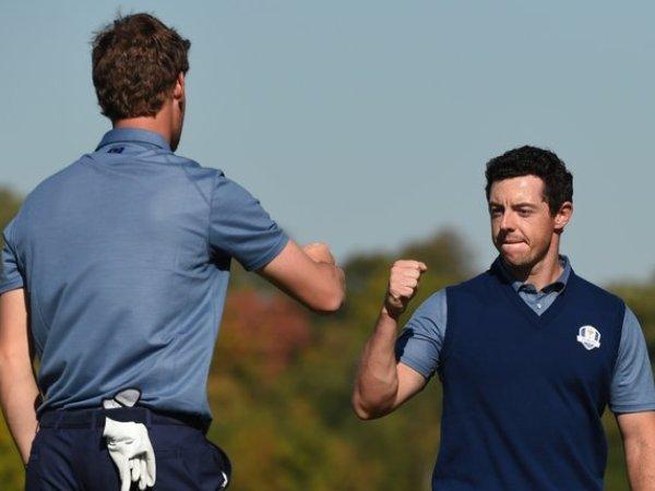Berita Golf: Rory McIlroy Memilih Pegolf Ini Untuk Ryder Cup Berikutnya