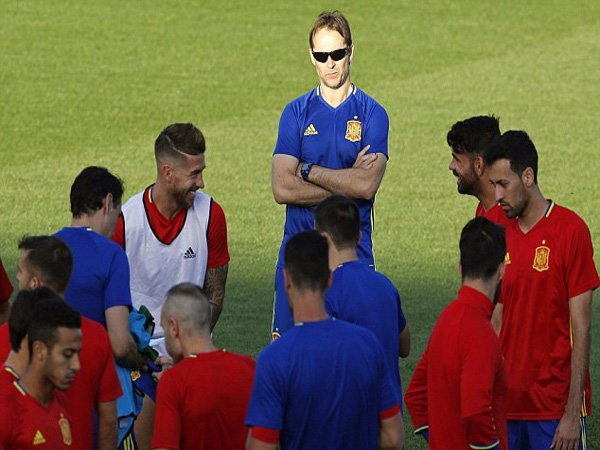 Berita Kualifikasi Piala Dunia 2018: Jelang Lawan Italia dan Albania, Spanyol Berlatih di Madrid