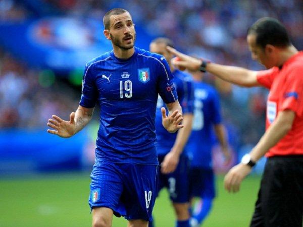 Berita Kualifikasi Piala Dunia: Bonucci Anggap Spanyol Lebih Kuat dari Italia