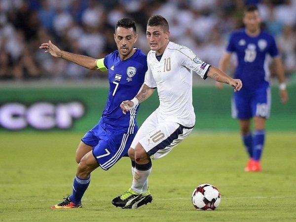 Berita Kualifikasi Piala Dunia: Jelang Hadapi Spanyol, Pelatih Italia Kemungkinan Simpan Verratti