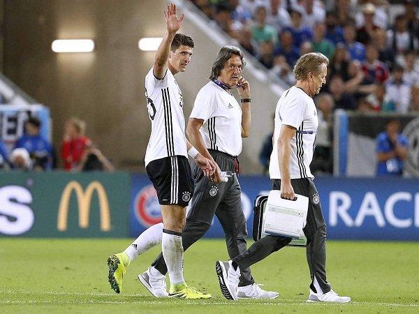 Berita Kualifikasi Piala Dunia: Mario Gomez Terpaksa Harus Dicoret Dari Skuat Jerman