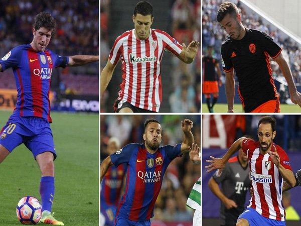 Berita Liga Spanyol: Tujuh Bintang La Liga yang Sukses Berganti Posisi di Lapangan