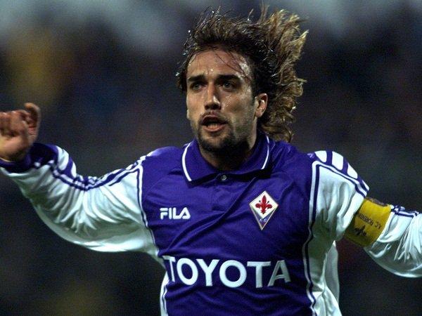 Ragam Liga Italia: Pengakuan Dosa Gabriel Batistuta Ketika Tinggalkan Fiorentina Demi AS Roma