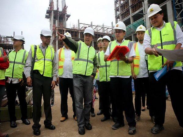 Berita Asian Games 2018: Pembangunan Wisma Atlet Kemayoran Diharapkan Selesai Tepat Waktu Sebelum Asian Games 2018