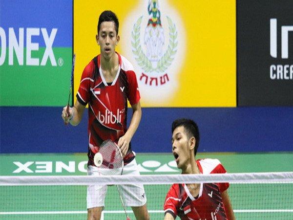 Berita Badminton: Rian-Fajar Melaju ke Babak Dua Thailand Grand Prix Gold 2016