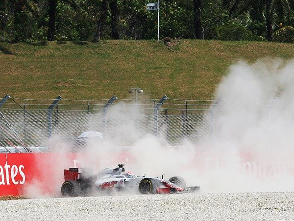 Berita F1: Didera Banyak Masalah, Haas Belum Menemui Titik Terang