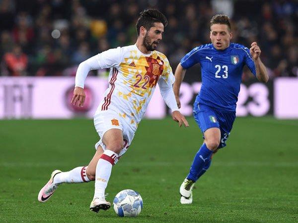 Berita Kualifikasi Piala Dunia 2018: Kembali Dipanggil Timnas Spanyol, Isco Reuni Dengan Julen Lopetegui