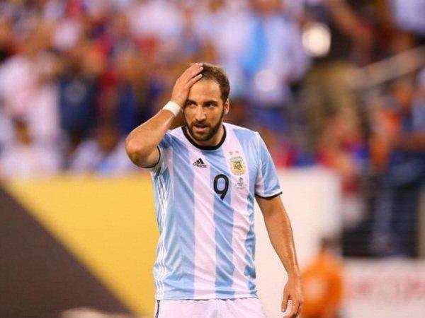 Berita Kualifikasi Piala Dunia: Kembali ke Timnas Argentina, Higuain Tak Pedulikan Kritik