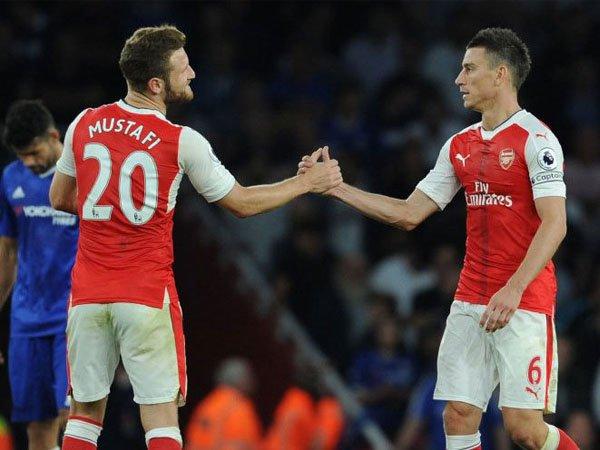 Berita Liga Inggris: Mustafi Yakin Arsenal Bakal Tampil Luar Biasa