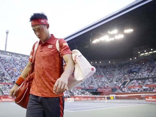 Berita Tenis: Kei Nishikori, Tomas Berdych Tersingkir dari Japan Open