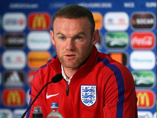 Berita Kualifikasi Piala Dunia 2018: Wayne Rooney Lelah Selalu Ditanya Tentang Posisinya di Timnas Inggris