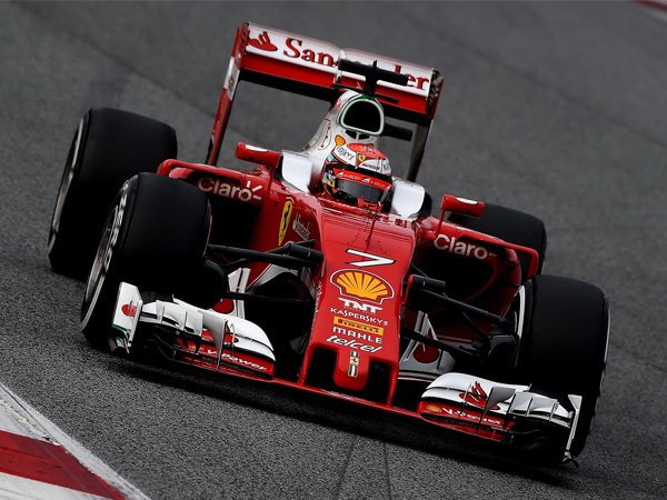 Berita F1: Raikkonen Akui Ferrari Belum Mampu Saingi Mercedes di Sesi Kualifikasi
