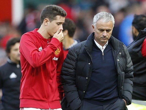 Berita Liga Inggris: Jose Mourinho Dikritik, Bintang Manchester United Malah Menyanjungnya