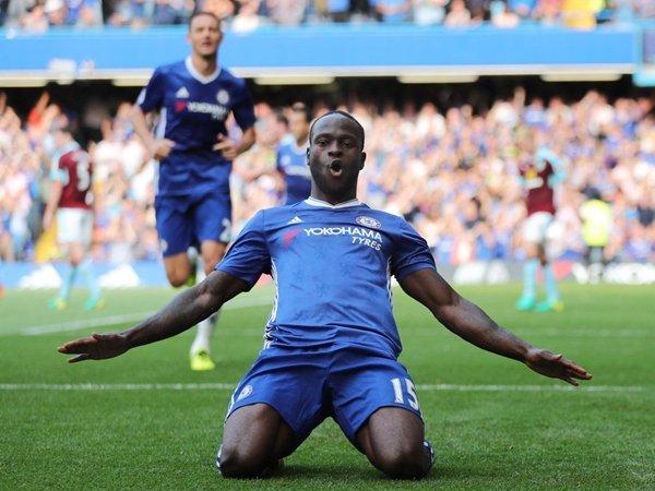 Berita Liga Inggris: Hindari Cedera, Chelsea Tarik Moses dari Timnas Nigeria
