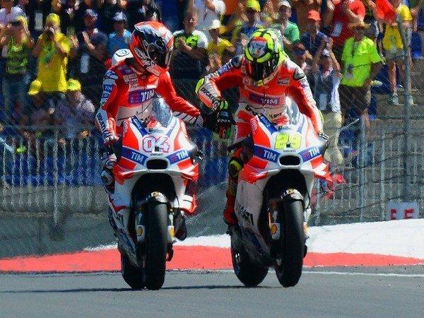 Berita MotoGP Terbaru: Perjalanan Duo Ducati Menjelang Seri ke-15 Musim ini