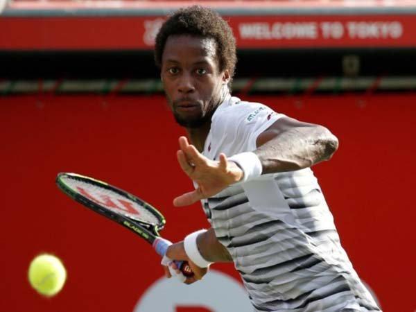 Berita Tenis: Gael Monfils Siap Duel Lawan Ivo Karlovic di Perempat Final Japan Open