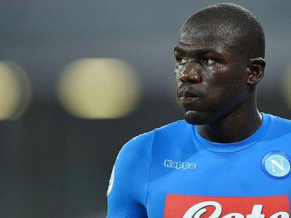 Berita Transfer: Presiden Napoli Beberkan Chelsea Pernah Tawar Koulibaly 58 Juta Euro