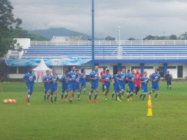 Berita TSC 2016: Persib Siap Tempur Hadapi Madura United