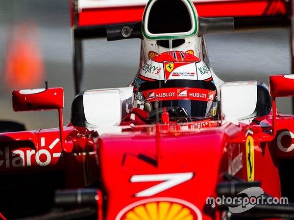 Berita F1: Meski Bisa Kalahkan Vettel di Klasemen, Raikkonen Tetap Tak Akan Puas Jika Ferrari Tidak Menang