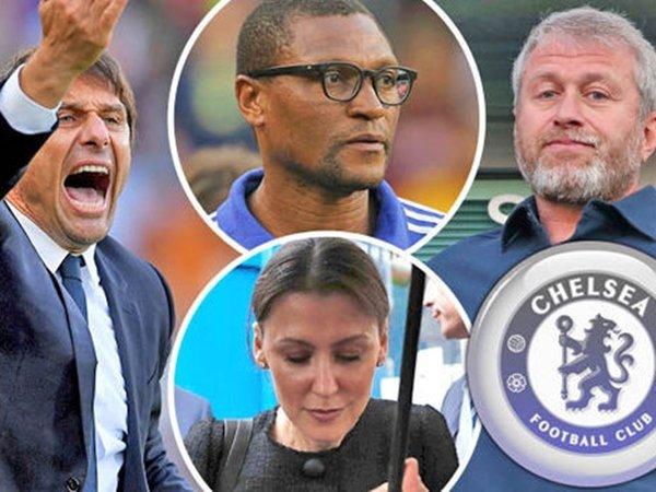Berita Liga Inggris: Terungkap! Conte Minta Abramovich Pecat Dua Orang Ini dari Chelsea