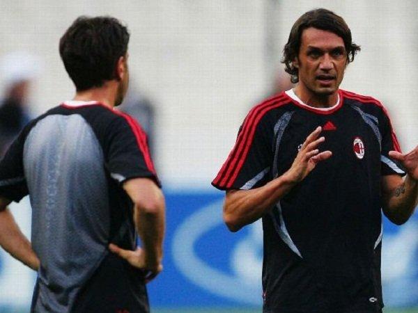 Berita Liga Italia: Costacurta Himbau Paolo Maldini Agar Tak Banyak Bertanya